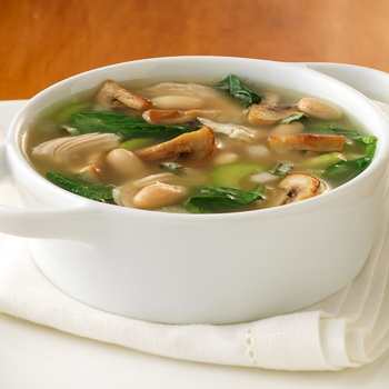 Рецепт грибного супа из свежих грибов