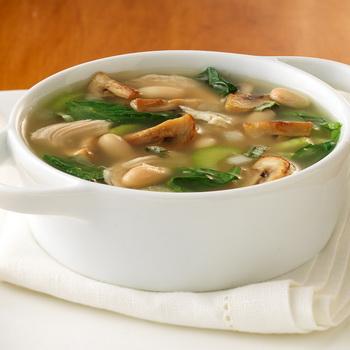Постные супы с грибами: быстрые и простые рецепты