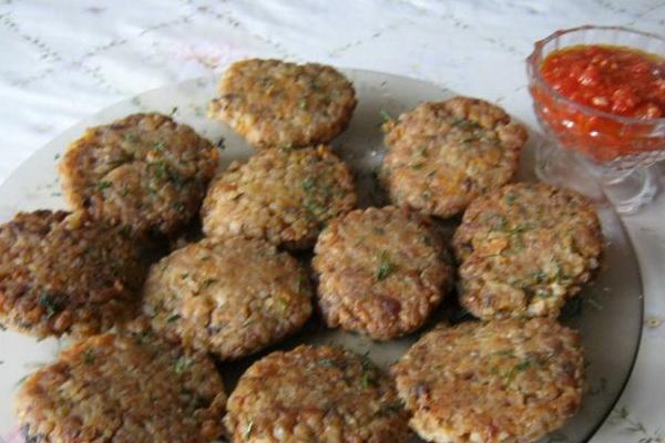 Постные грибные котлеты: легкие рецепты с пошаговыми фото