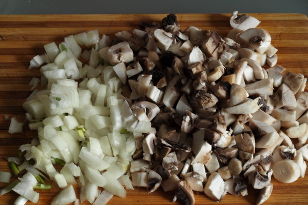 Постные картофельные зразы с грибами: пошаговые рецепты с фото