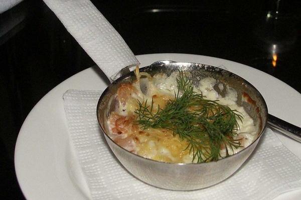 Рецепты жульенов с креветками для любителей морепродуктов