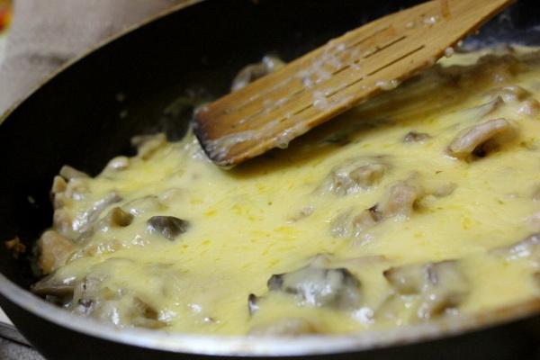 Как сделать грибы в сыре 219