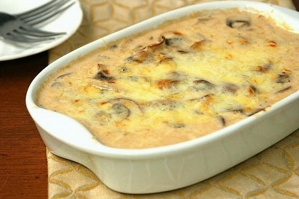 Вкусные грибные жульены: домашние рецепты