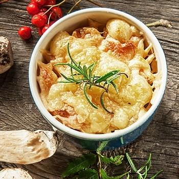 Рецепты жульенов с курицей и грибами со сметаной