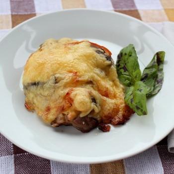 Мясо «по-купечески» с грибами: рецепты из свинины и телятины