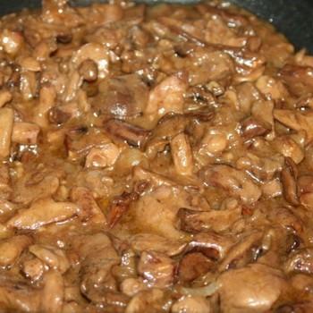 Тушеные маслята: рецепты вкусных блюд
