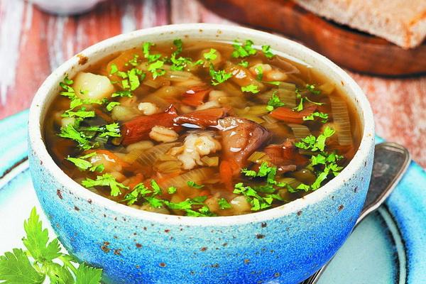 Супы из маслят: рецепты из свежих и замороженных грибов