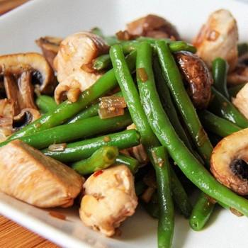 Мясо с грибами и фасолью: рецепты вкусных блюд