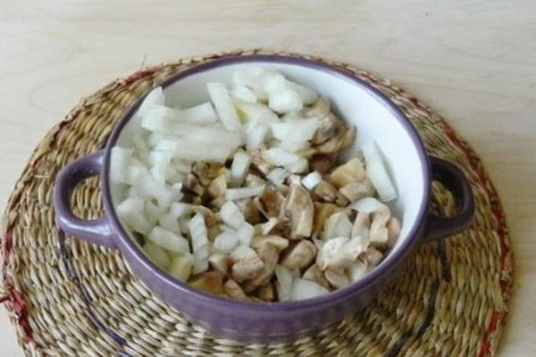 рецепты грибного супа из вешенок с фото