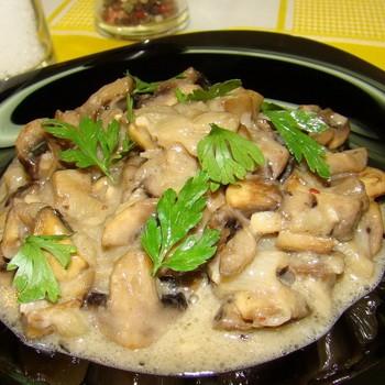 Тушеные вешенки: рецепты вкусных блюд