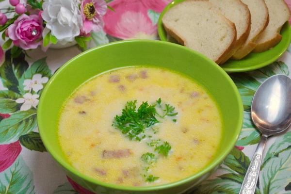 Вешенки с сыром: рецепты супов и салатов