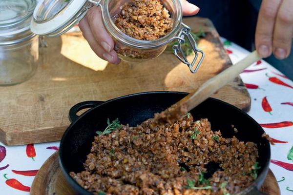 Грибная икра из вешенок: рецепты приготовления закуски