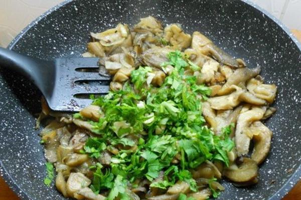 Жареные вешенки: как вкусно приготовить грибы
