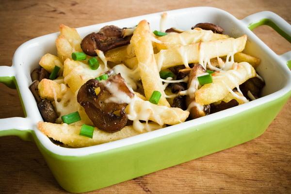 Вареный картофель с грибами: рецепты с фото