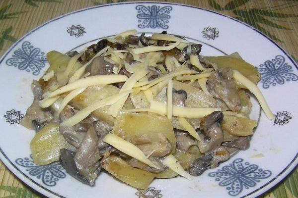 Блюда из нутрии в духовке с фото