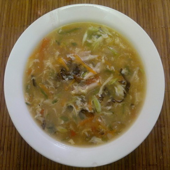 как приготовить суп с маслят