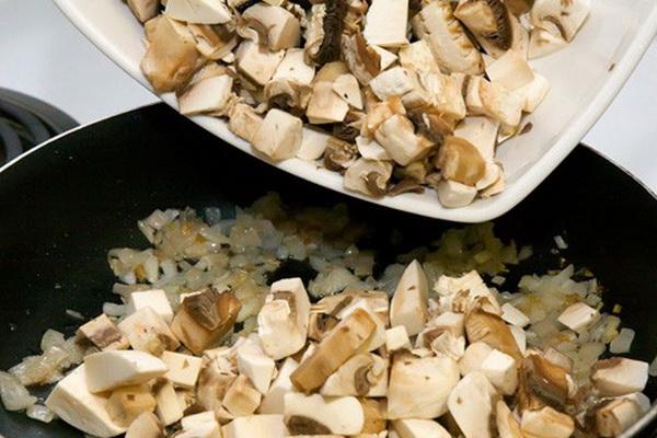 Вкусные сливочно-грибные соусы из шампиньонов