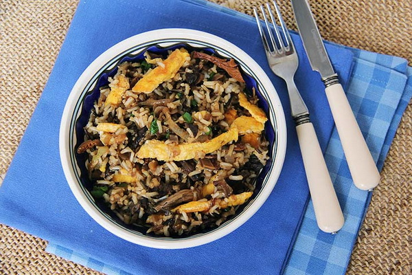 Омлет с шампиньонами: рецепты вкусных блюд