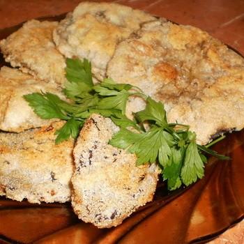 Жареные грибы зонтики: рецепты на зиму и на каждый день