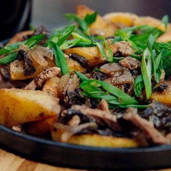 Блюда из шампиньонов рецепты на второе 177