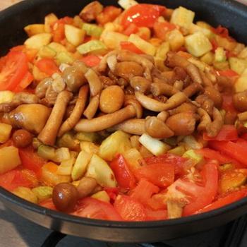 Пирог мясной с капустой на кефире рецепт