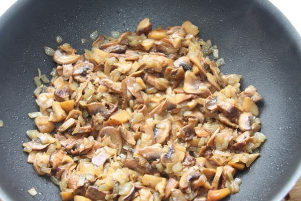 Осетинские пироги с грибами: лучшие рецепты