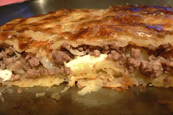 Пироги с мясом и грибами: рецепты сытных блюд