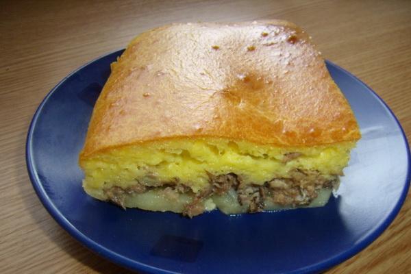 пироги с начинкой в духовке рецепты с фото простые