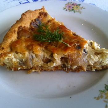 Самые вкусные пироги с грибами: рецепты приготовления
