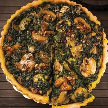 Пироги с грибами: рецепты выпечки в мультиварке