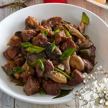 рецепты овощи и мясо