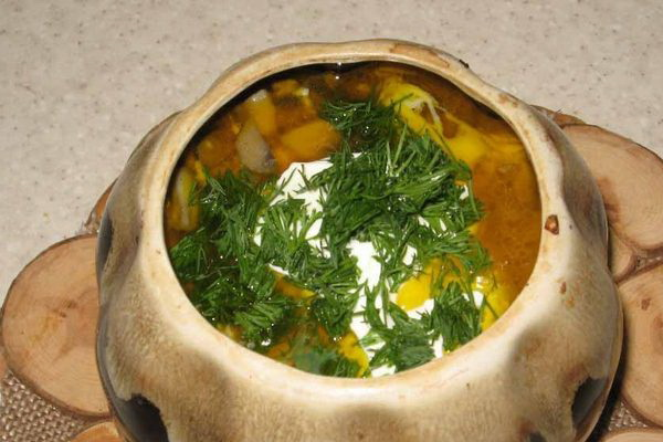Рецепты жареной и тушеной картошки с лесными грибами