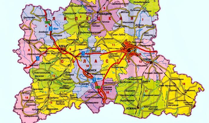 Опята в Липецкой области: где собирать грибы