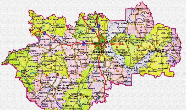 Опята в Ульяновской области: где растут грибы?