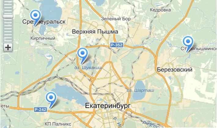 Где собирать опята в Екатеринбурге и Свердловской области