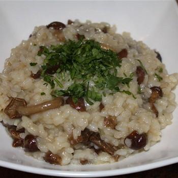 Рис с опятами: грибные рецепты