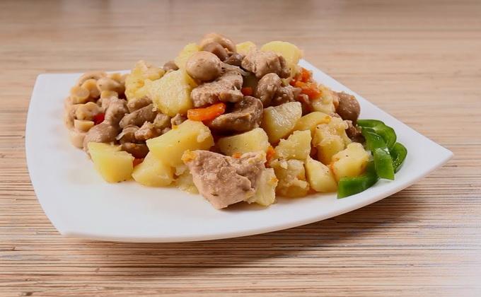 Пирожки жареные на кислом молоке и дрожжах рецепт с фото пошагово