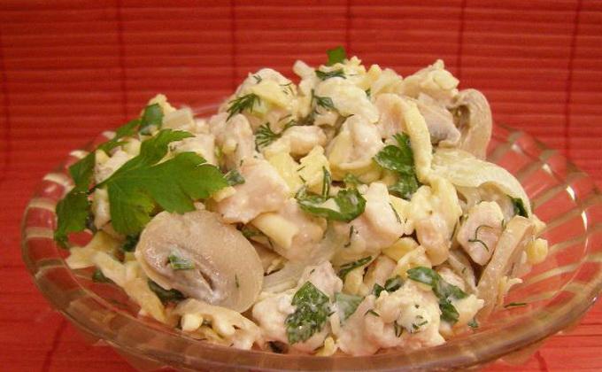 Салаты диетические из консервированного тунца рецепт
