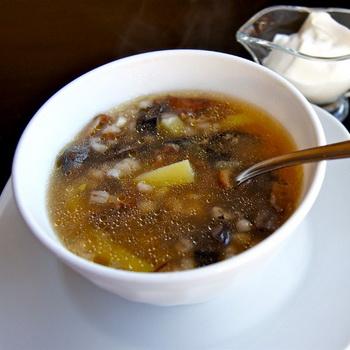 Суп грибной с вермишелью рецепт с фото пошагово 44