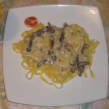 Паста с опятами: рецепты вкусных блюд