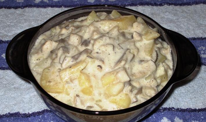 Как приготовить сушеные грибы с картошкой: рецепты вкусных блюд
