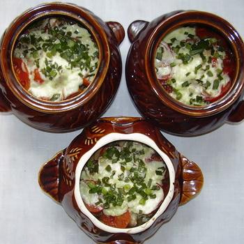 Опята в горшочках: рецепты грибных блюд