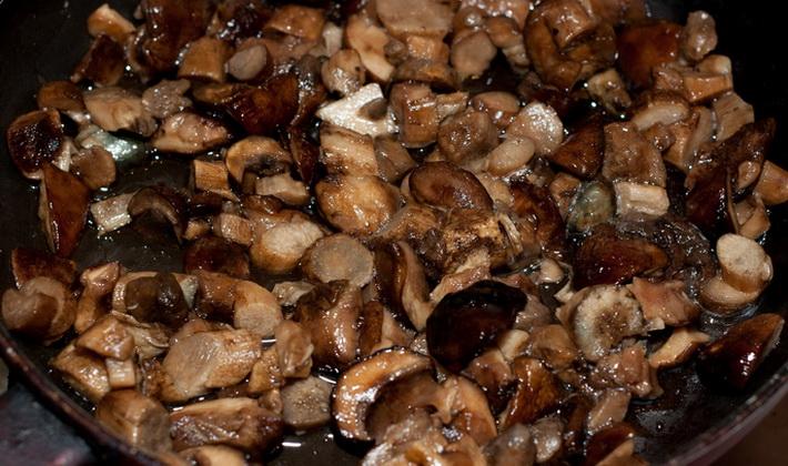 Блюда из подосиновиков рецепты с фото