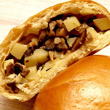 Рецепт корейки свиной в духовке на косточки