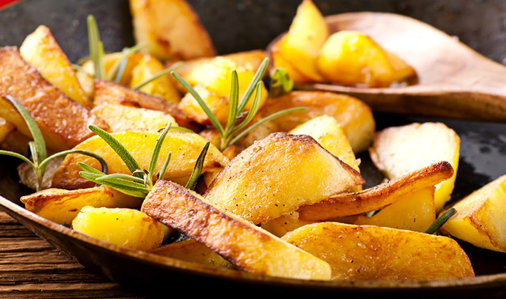 Рецепты того, как приготовить картофель с грибами в мультиварке