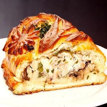 Пироги с грибами и луком: домашние рецепты