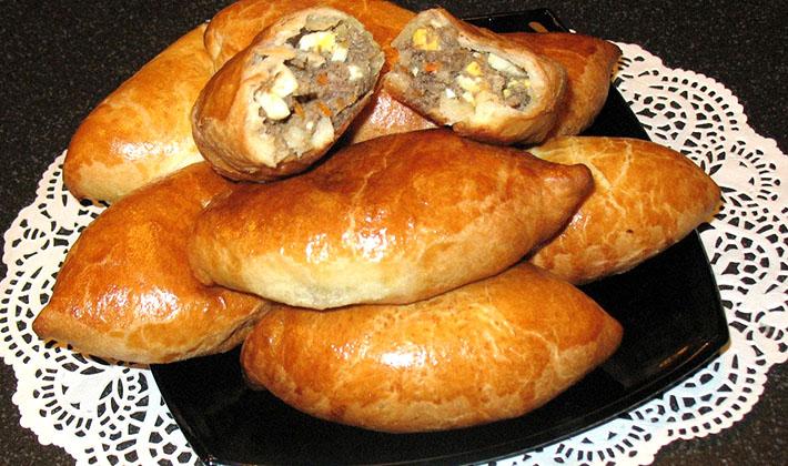Рецепты очень вкусных начинок с грибами для пирогов