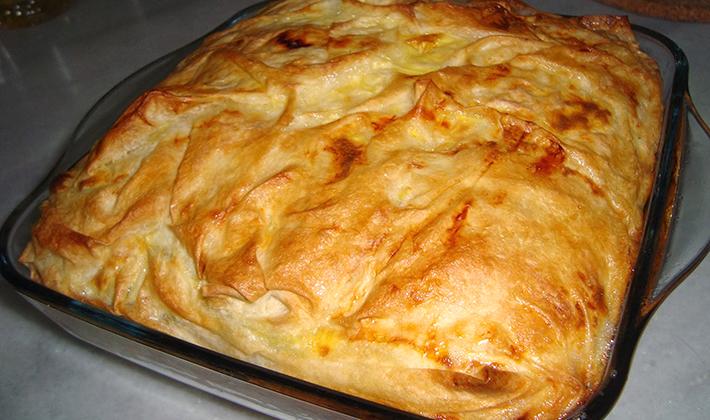пирог с натертыми яблоками рецепт с фото