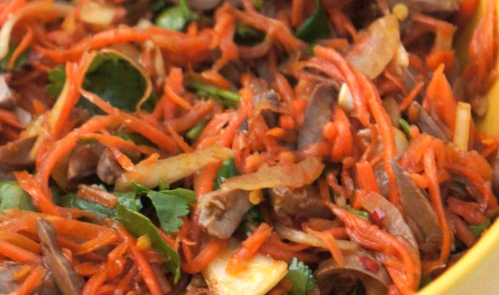 Опята по-корейски: домашние рецепты на зиму