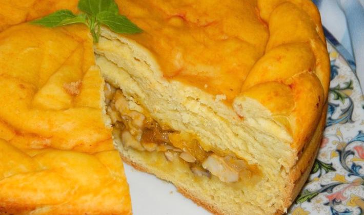 Как приготовить пироги с грибами груздями и картошкой
